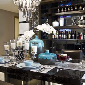 现代简约餐厅设计方案