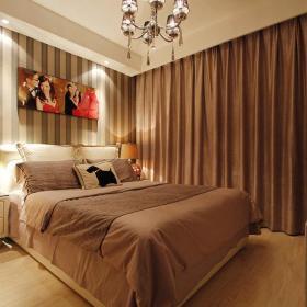 现代简约欧式卧室设计方案
