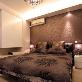 现代简约欧式卧室效果图