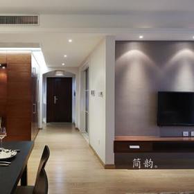 现代简约北欧客厅装修案例