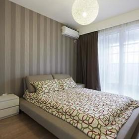 现代简约北欧卧室装修案例