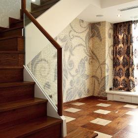 多功能室楼梯效果图