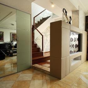 多功能室楼梯设计案例展示