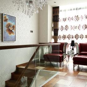 多功能室楼梯设计图
