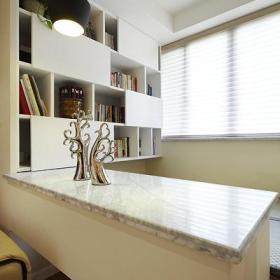 现代简约书房设计案例