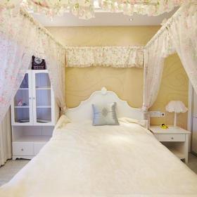 韩式卧室效果图