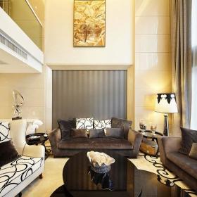 后现代客厅设计方案