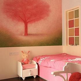 日式韩式混搭儿童房设计案例