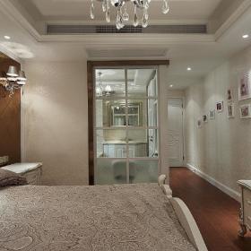 欧式新古典卧室装修案例