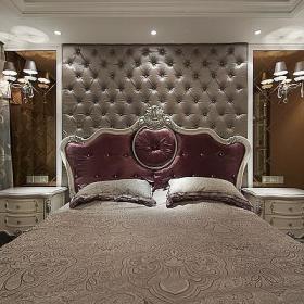 欧式新古典卧室效果图