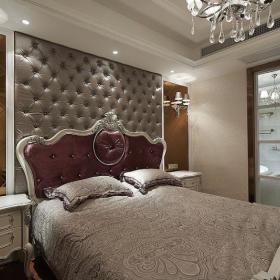 欧式新古典卧室设计案例