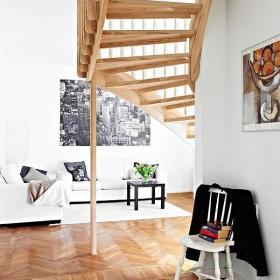 北欧客厅背景墙设计图
