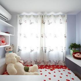 韩式儿童房效果图