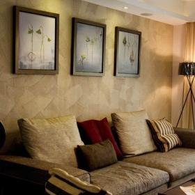 客厅背景墙设计方案