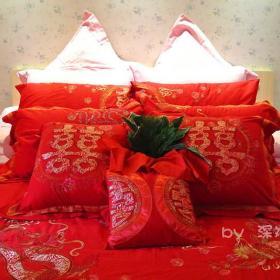 现代简约韩式混搭清新卧室装修效果展示