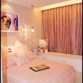 现代简约韩式混搭卧室案例展示