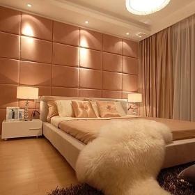 现代简约简欧卧室案例展示