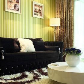 现代简约客厅设计案例展示