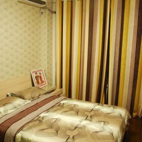 中式欧式新古典混搭卧室装修图