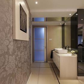 新古典美式精致后现代卫生间设计方案