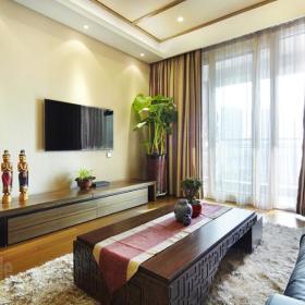 东南亚客厅设计案例