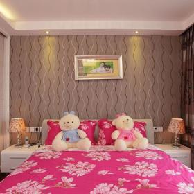 现代简约卧室设计案例展示