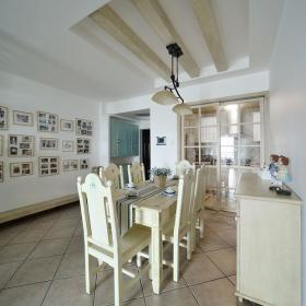 地中海餐厅设计案例展示