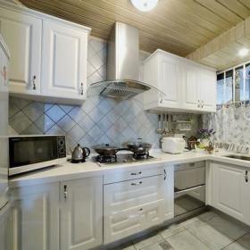 地中海厨房设计案例
