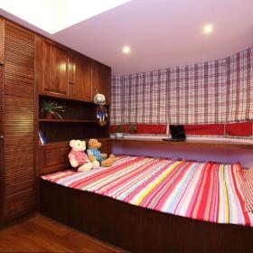 田园儿童房设计案例展示