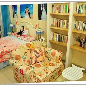地中海复古卧室装修效果展示