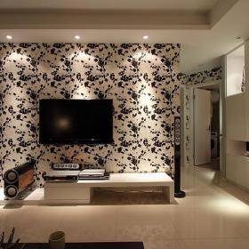 客厅背景墙设计案例
