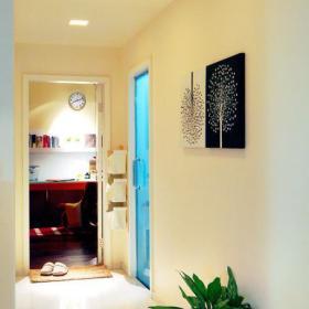 客厅过道设计案例