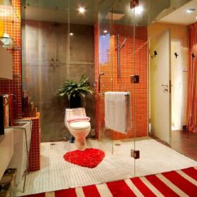 淋浴房设计图