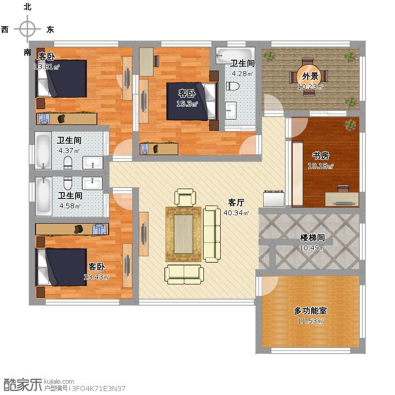 酒店房间编号平面图