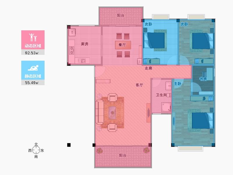 户型设计 我的小型飞机场梦想之家