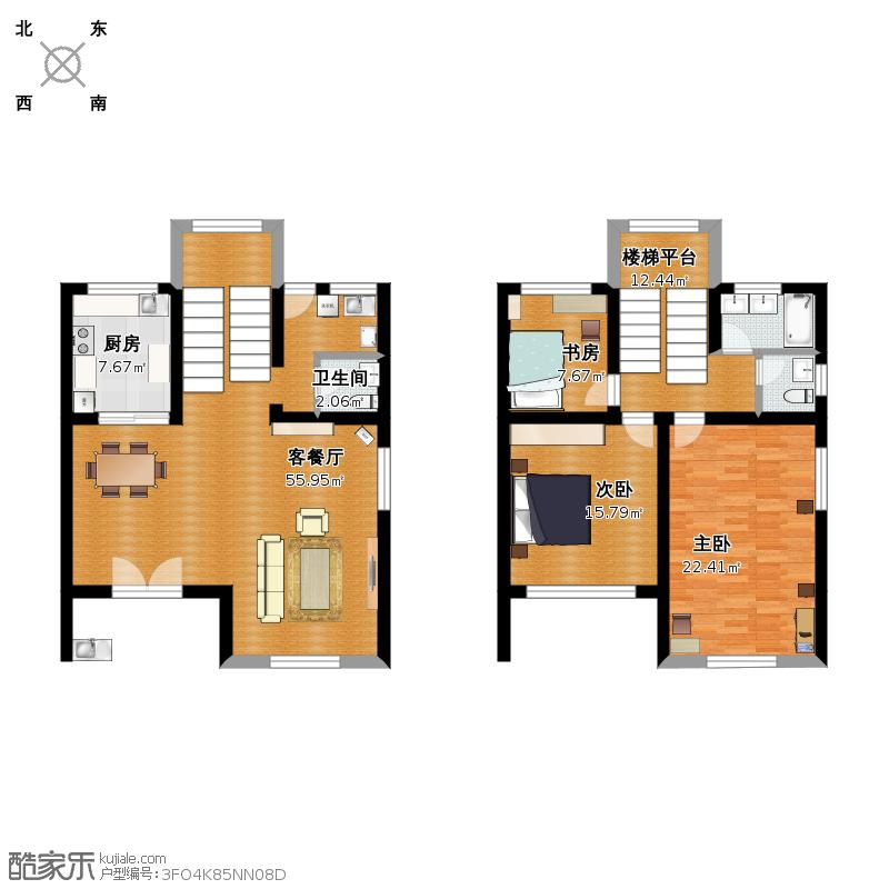复制的方案_诸暨老家房子rv2总平图20141023-用作装修2  香港特别行