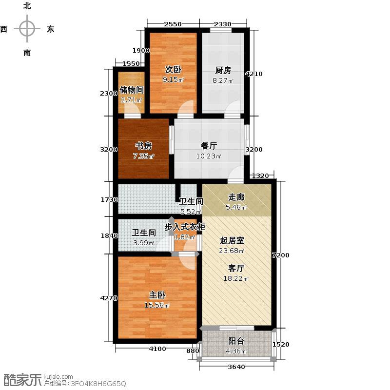 53㎡三室一厅二卫户型  建筑面积:109平方米 更新日期:9个月前 &