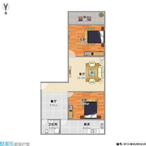 工业南路公交公司宿舍的户型图