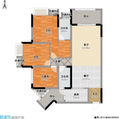 一期1.11.12号楼1号房111平