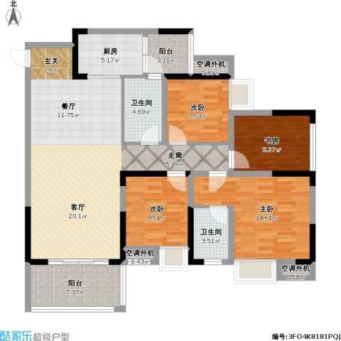 一期2.3.4号楼3号房108平