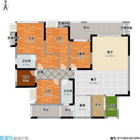 一期2.3.4号楼5号房158平
