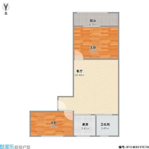 桃浦十村户型图