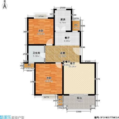绿地阳澄名邸约9784m2户型-副本