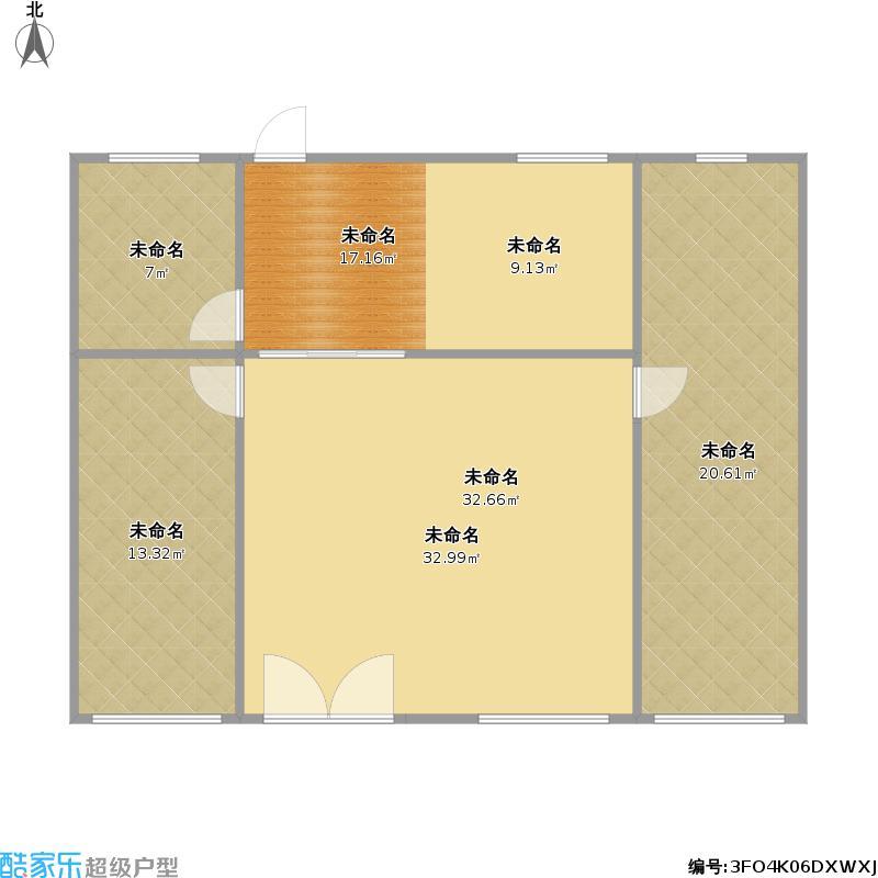 90平两间自建房-自建房平面图|80平米自建房设计图|农...