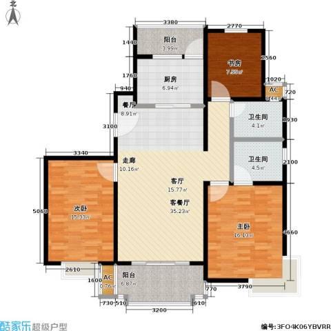 绿地阳澄名邸约11523m2户型-副本