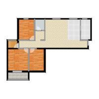 武汉-万科金域蓝湾-分析楼盘方案风水设计,武汉12米x18米三间门面房设计图图片