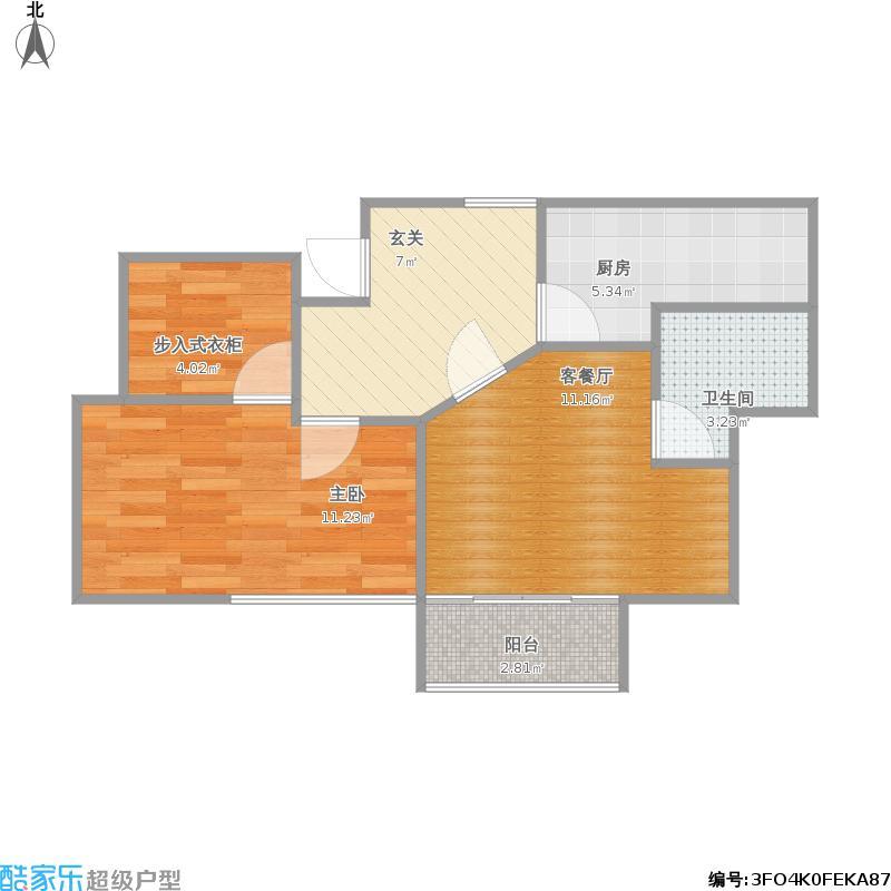 一室一厅户型图大全,装修户型图,户型图分析,户型图图片