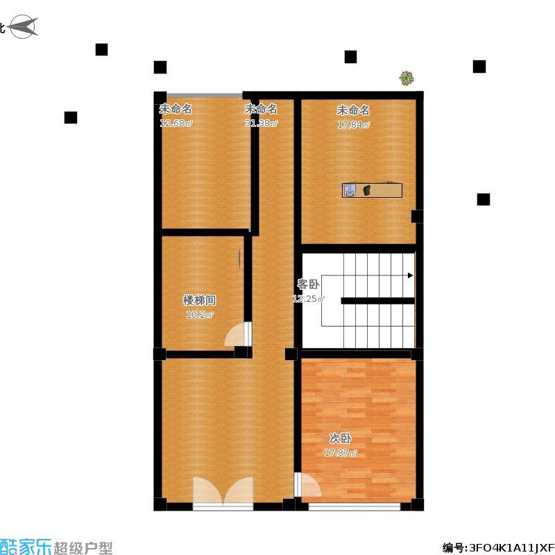 自建房屋设计图