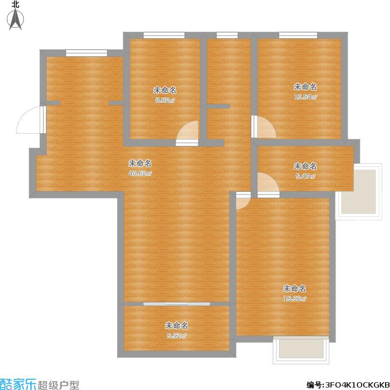 【酷友帮帮忙】蚌埠+琥珀新天地+三室两厅两卫119.2