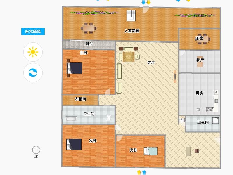 刘伟_莱茵半岛洋房户型图大全,装修户型图,户型图分析